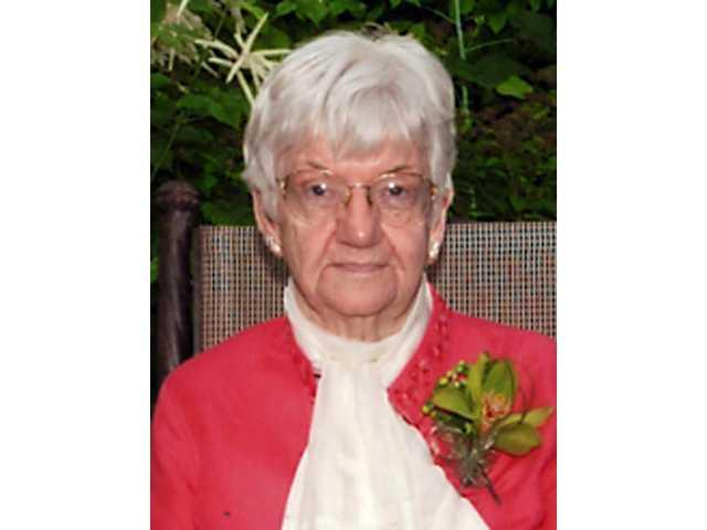 Geraldine Bloyer