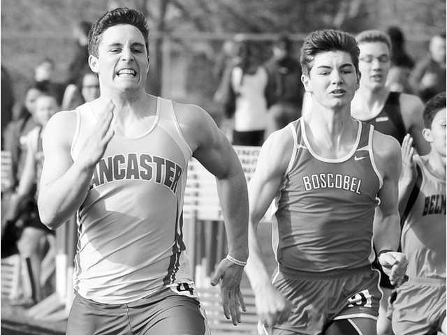 Prep Track & Field results (Lancaster, River Ridge, Potosi, Cassville)