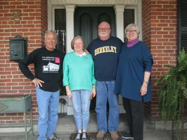RCHS alum donates to Warehouse restoration