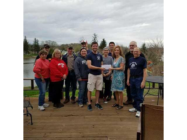 Polar Plunge proceeds presented