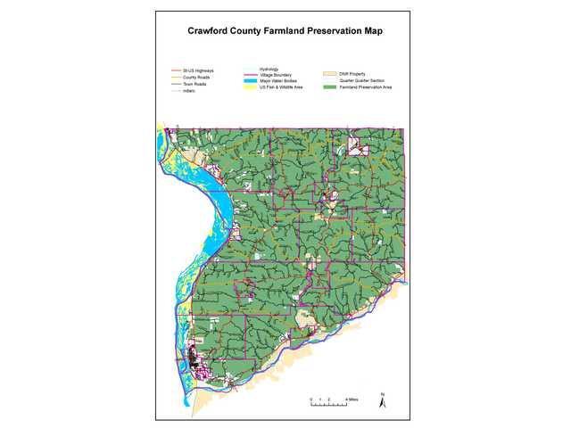 Crawford County updating Farmland Preservation Plan