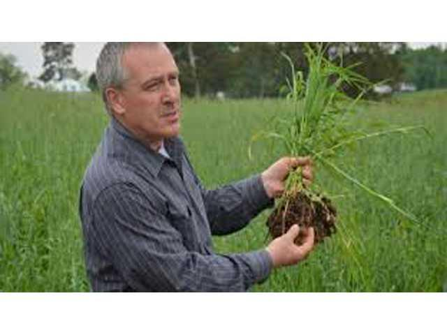 Cover crop field day features soil health expert