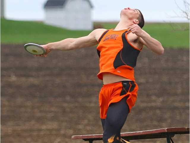 Prep Track & Field Results (Belmont, Potosi, Platteville)