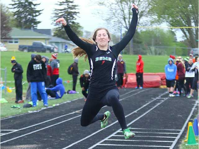 ATHLETE OF THE WEEK: Emma Lawrence