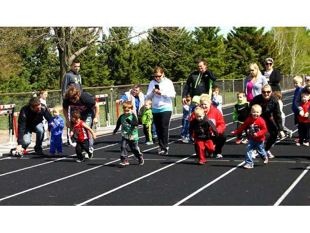 Darlington holds 38th annual Grade School Track Meet