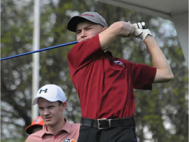 GAME OF THE WEEK: prep golf
