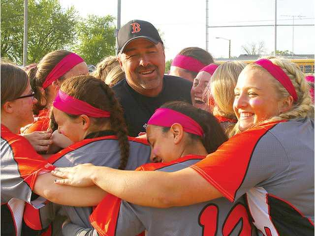 Coach Hodgson earns 400th win, Braves lock up West crown
