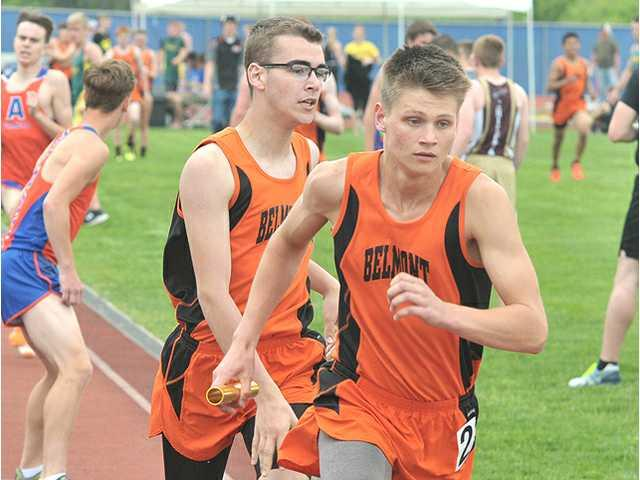 Braves crown three champs at Six Rivers Conference meet