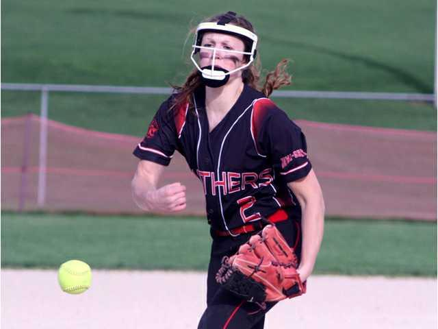 Panthers clinch SWAL softball crown