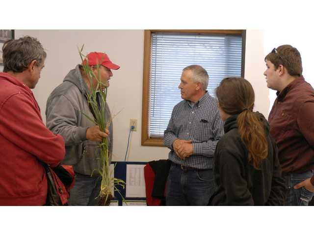 Events focus on soil health, cover crops and more