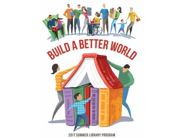 'Build a Better World' at the Muscoda Library