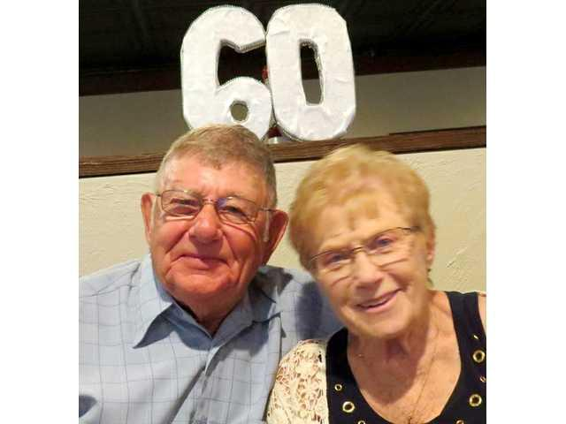 Gille 60th Wedding Anniversary