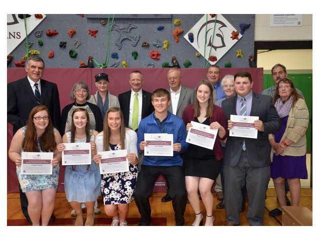 North Crawford Community Education Foundation awards scholarships