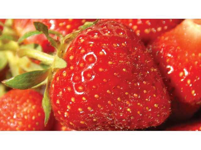 Crawford County yields bountiful strawberry crop