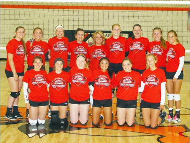 East outlasts West in Six Rivers All-Star Volleyball match