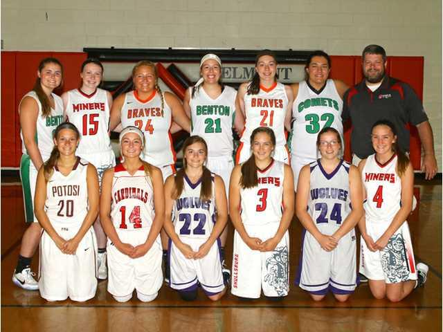 West girls, East boys roll to wins at Six Rivers All-Star Basketball Classic