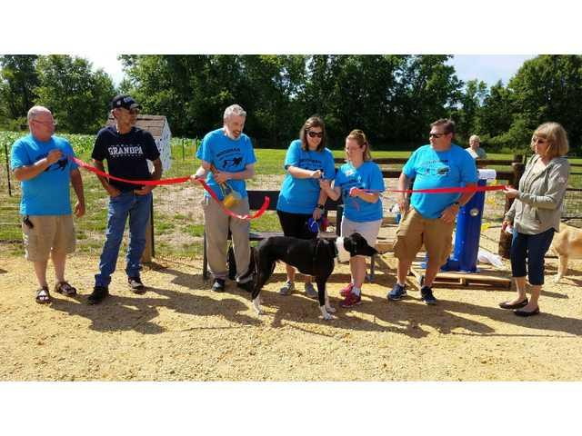 City Lions Club chose dog park as their 2017 Legacy Project