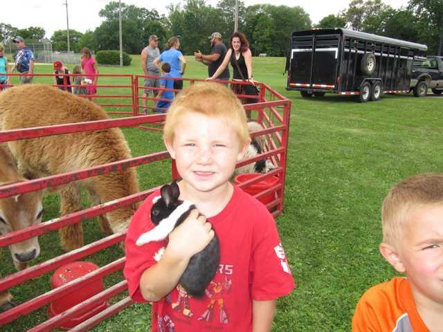 Cars, critters part of Grand View outreach event fun