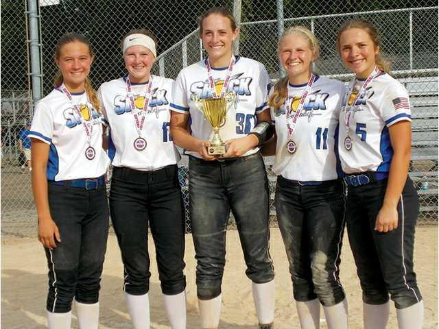 SW Shock U16 finishes 3rd at NAFA Northern Nationals