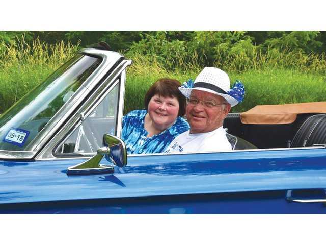 Children give father dream car
