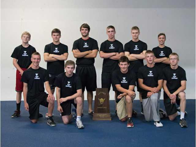Iowa–Grant/Highland wins team title at Luther Wrestling Camp