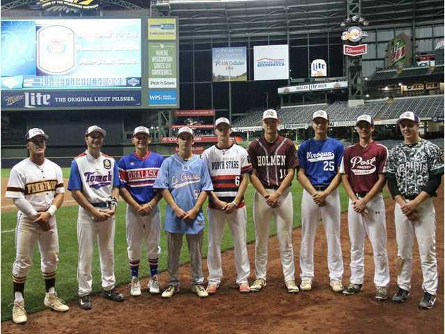 Williams plays in Legion All-Star Game at Miller Park