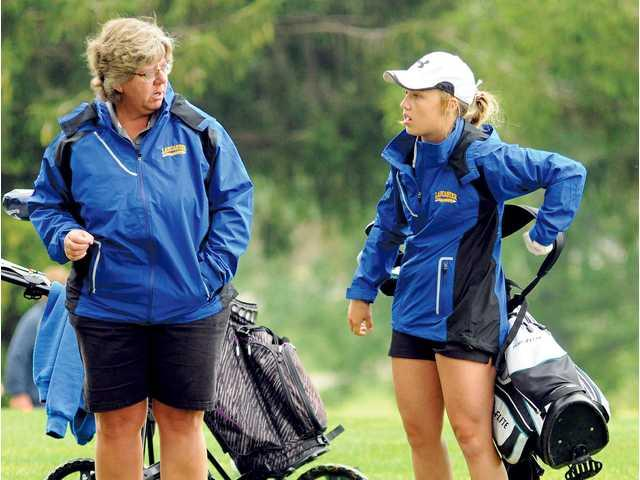 Lancaster girls golf team kicks off fall sports season