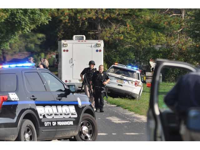 Armed confrontation with police ends with fatality