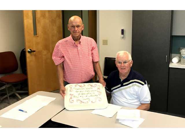 Wilson steps down from Lafayette County Board