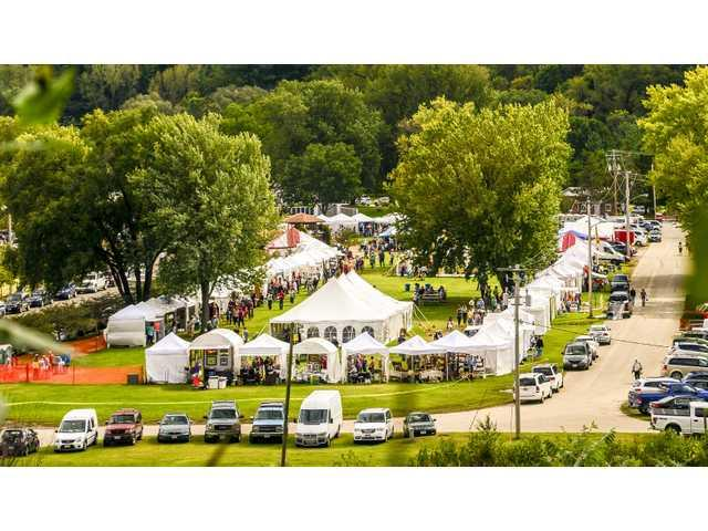 Auctions offer more at the Driftless Art Festival