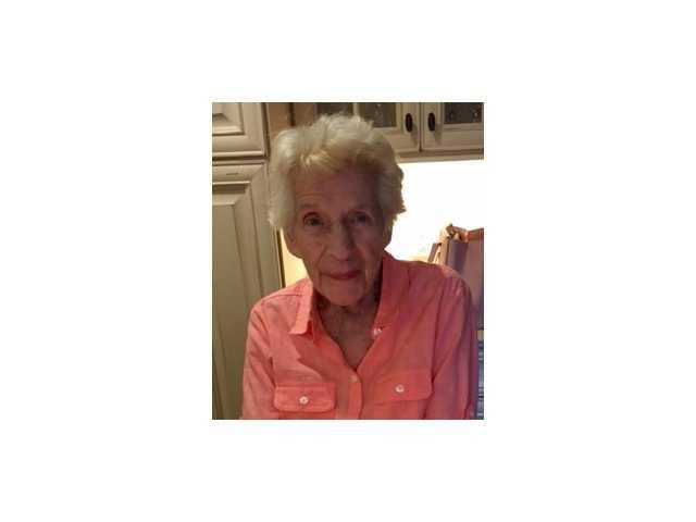 """Margaret """"Midge"""" Ann Newberry"""