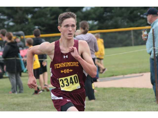 Barry, Mudler pace Eagles at River Valley Invitational