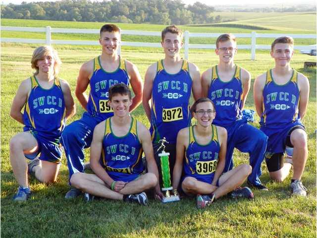 Wildcats run away with boys' title at Clayton Ridge Invite