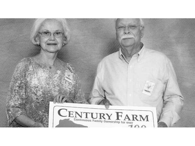 Three Crawford County farms named century farms
