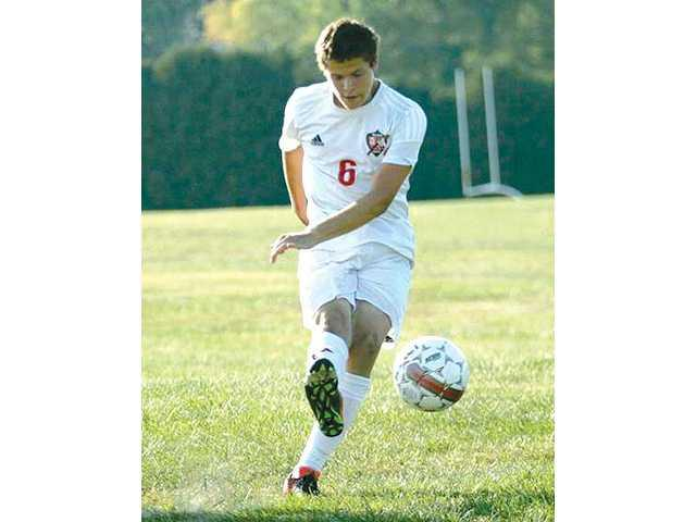 Justal scores lone goal in SWC victory over Richland Center
