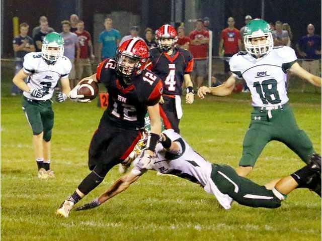 Argall rushes #3 Black Hawk into playoff berth