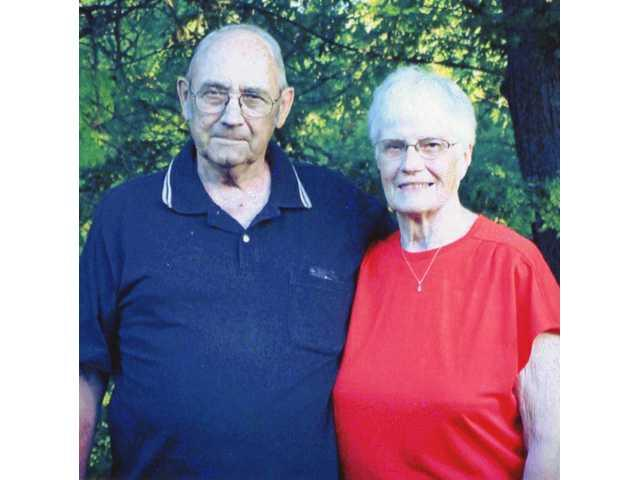 Earle and Jean Bellmeyer to  celebrate 60th wedding anniversary