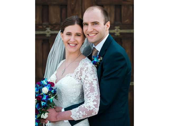 Amy Dalecki bride of Joseph Kilkus on April 1