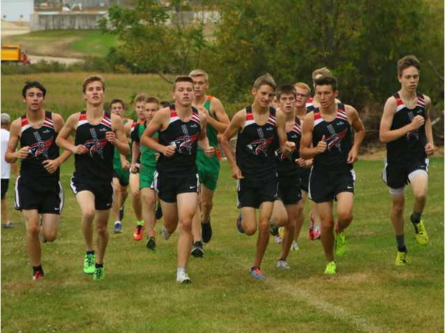 Redbirds battle heat and hot competition at Midwest Invite