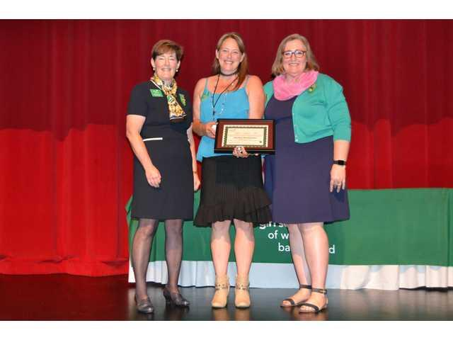 Richland Center woman receives Girl Scouts' Appreciation Pin