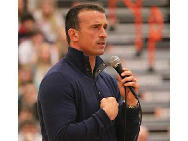 Herren to speak at Lancaster High School