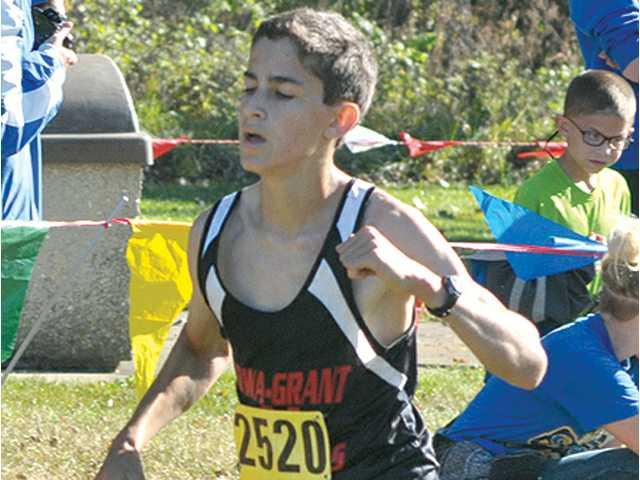 Iowa–Grant boys finish sixth in D2 at Platteville Invitational