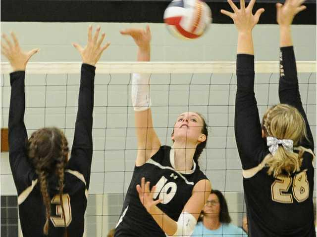GAME OF THE WEEK: Prep volleyball