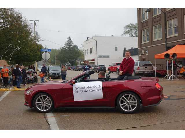 RCHS homecoming parade highlights
