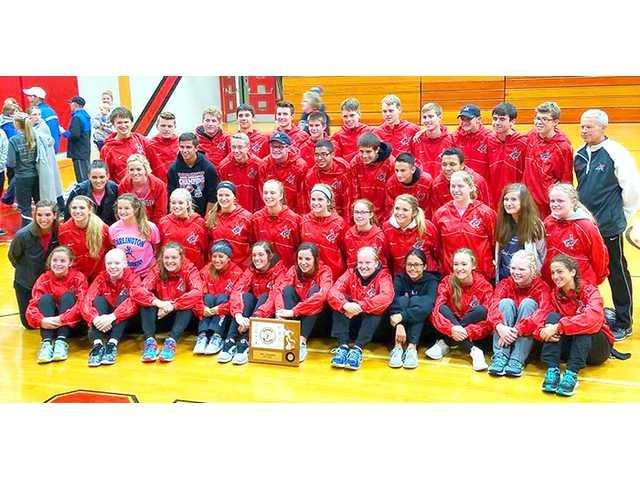 Redbirds rule the day at SWAL Cross Country Meet