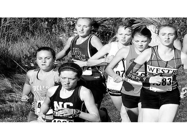 North Crawford girls cross country takes conference championship!