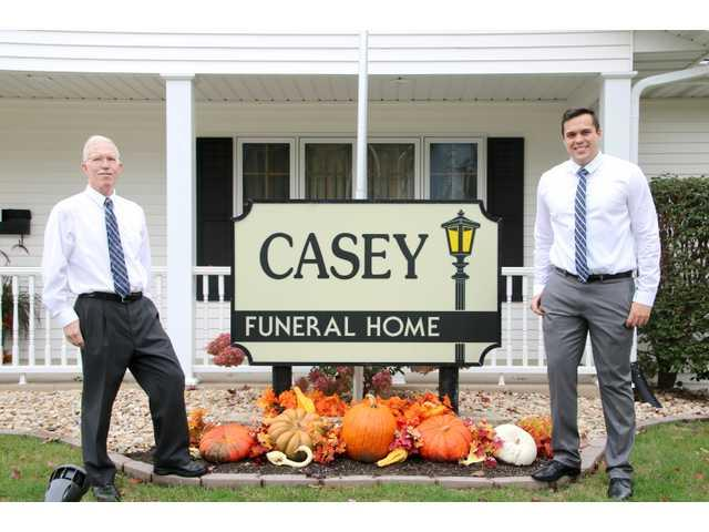 McNett steps up at Casey Funeral Home