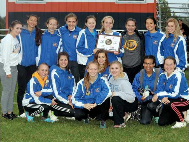 Lancaster girls run past Prairie du Chien for SWC title