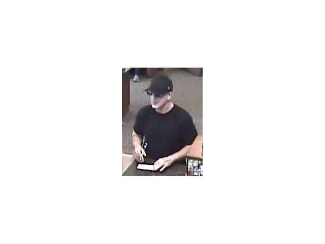 Platteville bank robbed