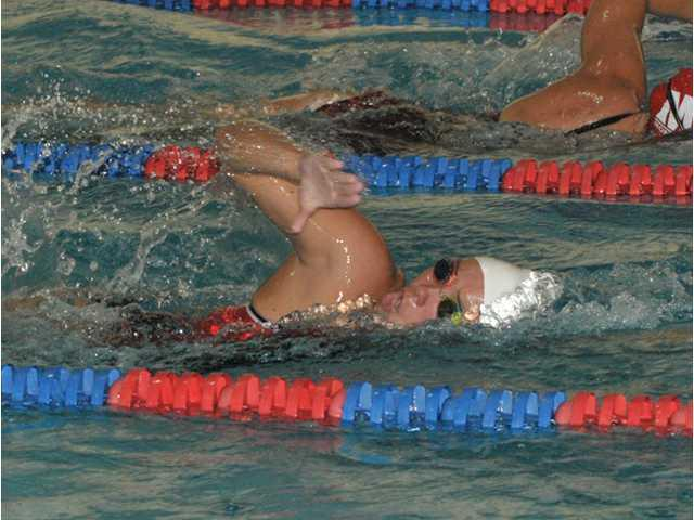 platteville lancaster swim team gears up for postseason